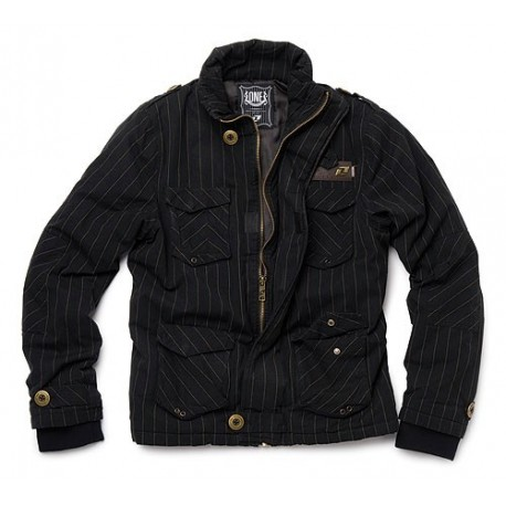 Chaqueta One Industries Conditierre Negra *