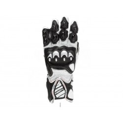GUANTES RAINERS X-ONE BLANCO / NEGRO