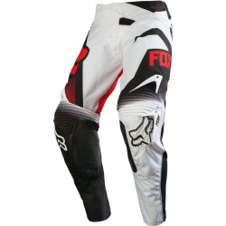 PANTALON FOX 360 2016 SHIV NEGRO / BLANCO