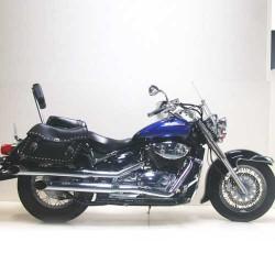 Escapes completos Leovince Suzuki Vl / Vz 800 K02 Silvertail homologado