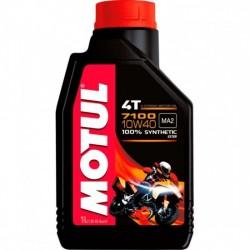 1L. Aceite Motul 7100 4T 10W 40 100% sintetico