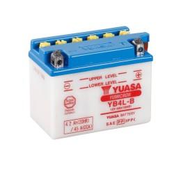 Batería Yuasa Combipack (con electrolito)