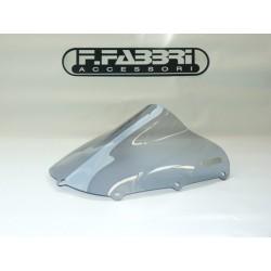 CUPULA FABBRI HONDA CBR 900 RR 2002-2003 RACING / DOBLE BURBUJA AHUMADA CLARA