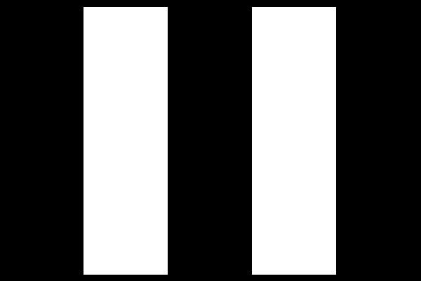 Negro / Blanco